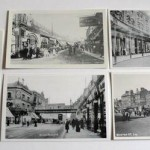 Vintage postcards: Shopping in Edwardian Brixton