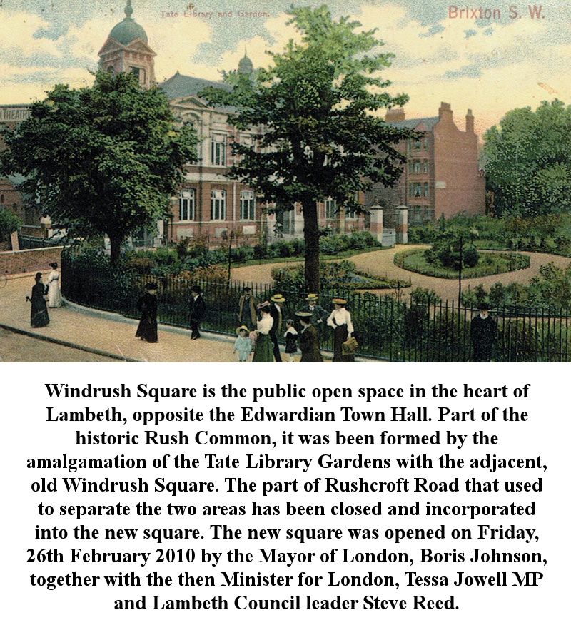 Edwardian WIndrush Square